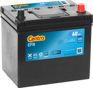 Akumulator  60Ah CENTRA CL604 START|STOP
