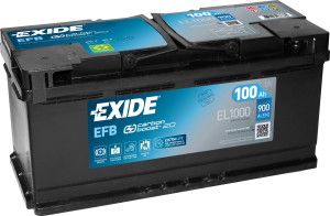 Akumulator  100Ah EXIDE EL1000 START|STOP