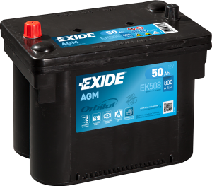 Akumulator  50Ah EXIDE EK508 START|STOP