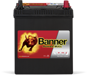 Akumulator  40Ah Banner POWER BULL (P40 26 ASIA)
