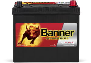 Akumulator  45Ah Banner POWER BULL (P45 23 ASIA)