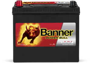 Akumulator  45Ah Banner POWER BULL (P45 24 ASIA)