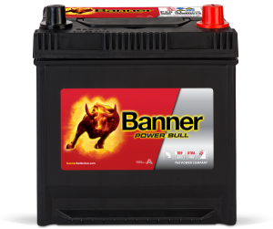 Akumulator  50Ah Banner POWER BULL (P50 41 ASIA)