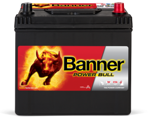Akumulator  60Ah Banner POWER BULL (P60 68 ASIA)