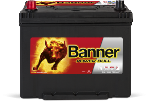 Akumulator  70Ah Banner POWER BULL (P70 24 ASIA)