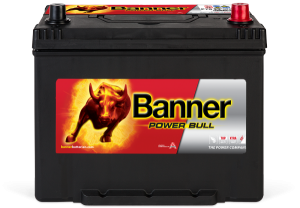Akumulator  70Ah Banner POWER BULL (P70 29 ASIA)
