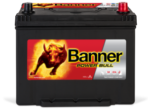 Akumulator  80Ah Banner POWER BULL (P80 09 ASIA)