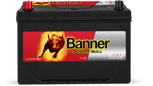 Akumulator  95Ah Banner POWER BULL (P95 05 ASIA)