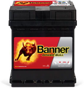 Akumulator  42Ah Banner POWER BULL (P42 08)