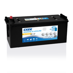 Akumulator  140Ah/900A EXIDE Equipment  GEL ES1600