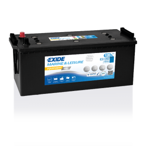 Akumulator  120Ah/760A EXIDE Equipment  GEL ES1350