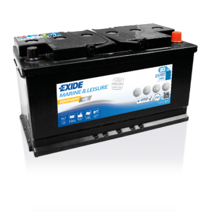 Akumulator   80Ah/540A EXIDE Equipment  GEL ES900