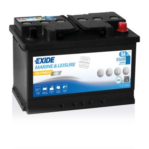 Akumulator   56Ah/410A EXIDE Equipment  GEL ES650