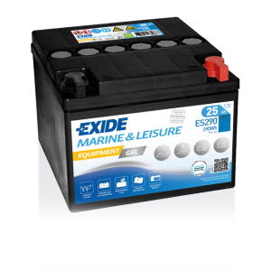 Akumulator   25Ah/150A EXIDE Equipment  GEL ES290