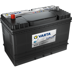 Akumulator 105Ah Varta Promotive Heavy Duty HD (605 102 080) H17